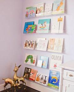 Shake My Blog | Des rangements pour les livres d'enfants