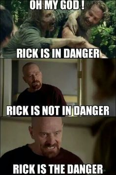 Page 24 of 160 - The Walking Dead Memes that live on after the characters and season ended. Memes are the REAL zombies of the show. Walking Dead Funny, Walking Dead Zombies, Walking Dead Show, Walking Dead Series, Fear The Walking Dead, Walking Bad, Z Nation, Twd Memes, Funny Memes