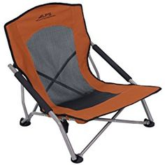 The ALPS Mountaineering Rendezvous Folding Camping Chair is strong, durable, light-weight and easily transported which makes it perfect for any event. Folding Camping Chairs, Folding Chair, Camping Furniture, Outdoor Furniture, Backpacking Chair, High School Graduation Gifts, Grad Gifts, Foldable Chairs, Beach Chairs