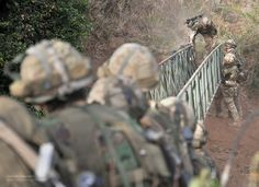 Infantry Assault Bridge