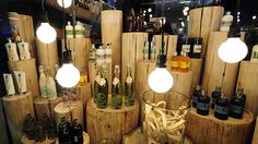 Store Design, Visual Merchandising, display ideas, retail display, retail details blog, swirlmarketing.com
