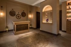 Indulge yourself with one of our relaxing treatments or beauty therapies at The Spa at Ladies' Spa Treatments Wellness Spa, Luxury Spa, Sharjah, Spa Treatments, Bait, Old Houses, Modern Architecture, Reception, Hotels