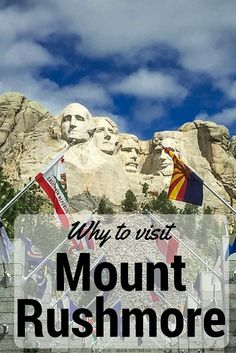 Why should you visit Mount Rushmore? Aside from the fact it is one of the most iconic landmarks in the United States, I think it's fair to say there is a mixed stereotype portrayed about this national memorial in terms of a spectacular piece of artistry v