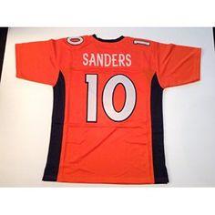 Infant Denver Broncos Emmanuel Sanders Nike Orange Team Color Game ...