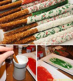 26 Easy And Adorable DIY Ideas For Christmas Treats by http://www.funnynlol.com/creative/26-easy-adorable-diy-ideas-christmas-treats