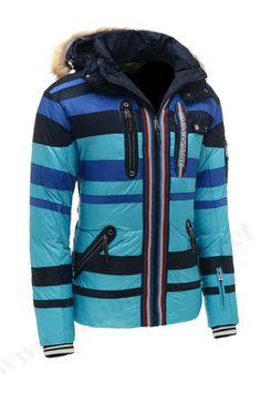 Ein markantes Schicht für Ihren Winter Kleiderschrank, kombiniert Bogners Dalia-D Jacke Stil und Funktion in einem kühlen, farbBlockDesign. Das hochwertige Material ist extrem wasserabweisend und atmungsaktiv und mit Plüsch feder unten, um alle winterlichen Witterung in Schach zu halten gefüllt. Komplett mit abnehmbarer Kapuze und mehrere Taschen zur Aufbewahrung Wesentliche, ist es ein stilvolles Must-Have für den Pisten und darüber hinaus.