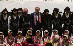 Sayın Cumhurbaşkanımız ile birlikte Rizeliler Buluşuyor etkinliğine katıldık.