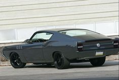 513hp 1969 Ford Torino GT Fastback: