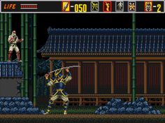 The Revenge of Shinobi (Sega Genesis) – http://www.megalextoria.com/wordpress/index.php/2016/12/06/the-revenge-of-shinobi-sega-genesis/