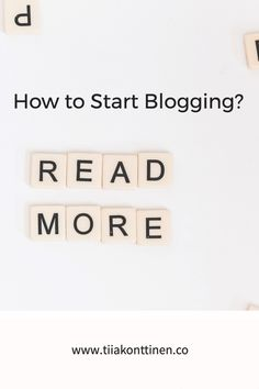 How to Start Blogging - a Survival Guide for Best Tools and Tips | Tiia Konttinen #bloggingtips #howtostartablog Make Money Blogging, How To Make Money, Cupping At Home, 90 Day Plan, Meet Friends, Blog Names, Blog Topics, Free Blog, Survival Guide