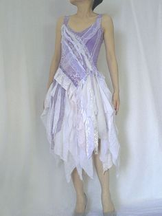 Wedding Bride Bridesmaid Prom Costume Rustic Boho by Zollection, $229.00