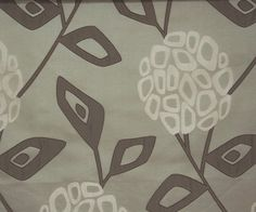 Floral Desire  Fabric By The Yard Curtain Fabric by FabricMart, $24.15