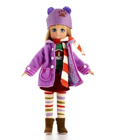 Loving this Autumn Leaves Lottie Doll on #zulily! #zulilyfinds
