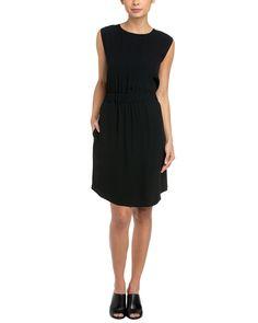 """Rue La La — Theory """"Lydan.Register"""" Black Dress"""