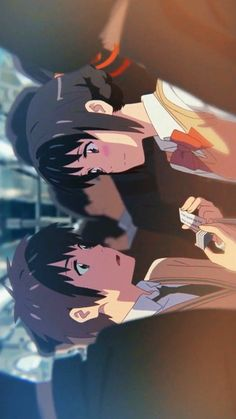 your name wallpaper - your name ` your name wallpaper ` your name anime ` your name aesthetic ` your name kimi no na wa ` your name wallpaper aesthetic ` your name quotes ` your name mitsuha Otaku Anime, Manga Anime, Fanarts Anime, Anime Eyes, Anime Chibi, Anime Kawaii, Anime Love, Mitsuha And Taki, Kimi No Na Wa Wallpaper