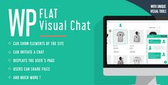 WP Flat Visual Chat v5.370