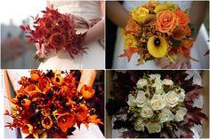 Fall Wedding Ideas On a Budget   Autumn wedding ideas – Decorate with autumn foliage   Budget Brides ...