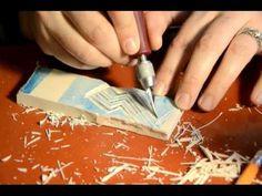 The One Where I Learn How to Make a Linocut Print | Melanie Biehle Art and Design