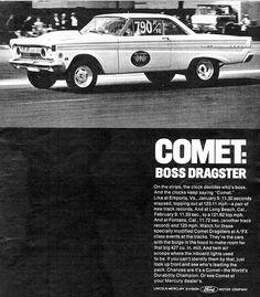 Comet: Boss Dragster