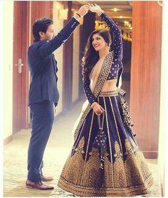 55 Trendy Ideas For Bridal Lehenga Choli Red Anarkali Desi Wedding, Wedding Wear, Wedding Suits, Wedding Attire, Indian Wedding Outfits, Indian Outfits, Indian Wedding Couple Photography, Bollywood, Engagement Dresses