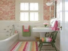 Image result for vintage small bathrooms
