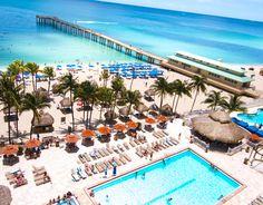Paradise Hotel Miami Sunnyisles Sunny Beach Isles Vacation