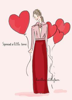 Spread a little love