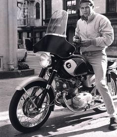 Steve McQueen   Nothing else needs to be said.