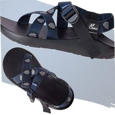 4228b1e31173 National Park inspired limited-edition Chaco Z Sandals. Pictured  the Men s  Z