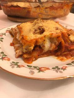 Cannellonis faits maison, miam miam, super réconfortant surtout quand il fait froid ! Recette sur le blog :)