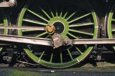 The National Railway Museum - a great, free day out for people who love trains!