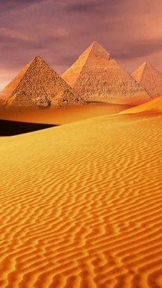 The Amazing #Pyramids in #Egypt! Get it for your #iPhoneWallpaper!  Find out more galleries at http://iphone5retinawallpaper.com/gallery.php?cat=Architecture