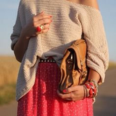 One of the most prettiest outfit i've seen!