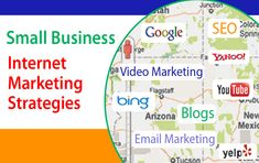 http://marketingonlineguide.com -There are a myriad of local internet marketing for small business techniques which can be used to vastly improve your online visibility, resulting in a substantial increase of leads, customers and sales from your local website marketing efforts. Implementing a combination of these strategies can open up a significant number of vertical markets and revenue streams.