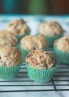 Irish Soda Bread Muffins | Kitchen Treaty
