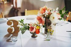 rustic barn wedding centrepieces - Google Search
