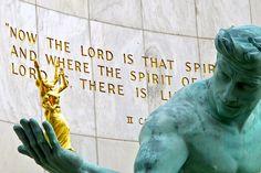 Spirit of Detroit by trixiebedlam, via Flickr