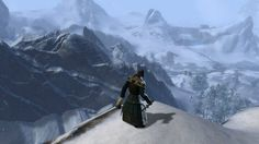 <3 that's my homeland <3  : Norn lands mountain view