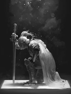 Post with 3628 votes and 114542 views. Tagged with wallpaper, art, awesome, digital art, artstation; Shared by Survival Rate Less than Knight Tattoo, Dark Souls Art, Christian Warrior, Gothic Fantasy Art, Pictures Of Christ, Armadura Medieval, Angel Warrior, Knight Art, Armor Of God