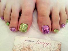 Toe nails design Pedicure Designs, Toe Nail Designs, Nails Design, Painted Toes, Feet Nails, Beautiful Toes, Cute Toes, Toe Nail Art, Pedicures