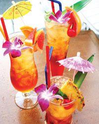 Aloha Table Muu Muu ,Hawaiian Sweets & Food: