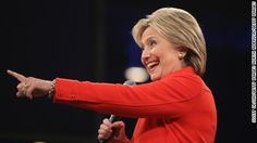 She cold and spiteful  person, how she still running is beyond me, why haven't people realize she's a lair and will say anything and do anything to get back into the White House and she doesn't care who she screws over. One group is our veterans VA health care. do some research for yourselves, find out what this women is really like.