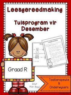 Afrikaans Graad R Leesgereedmaking Tuisprogram GRATIS! Grade R Worksheets, Preschool Worksheets, Preschool Learning, Classroom Activities, Writing Activities, Teaching Reading, Teaching Kids, Teaching Tools, Teaching Resources