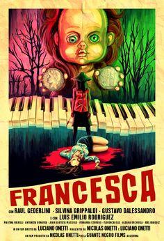 Francesca 2015 film poster