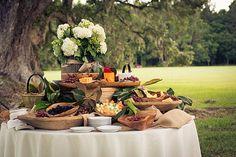 A Charleston Wedding at Runnymede Plantation | The Lovely Find: Wedding Blog -The Lovely Find