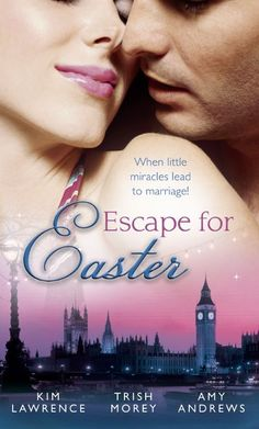 Escape for Easter (Mills & Boon M&B): The Brunelli Baby Bargain / The Italian Boss's Secret Child / The Midwife's Miracle Baby (Mills & Boon Special Releases) eBook: Kim Lawrence, Trish, Andrews, Amy Morey: Amazon.co.uk: Kindle Store