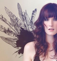 Ingrid Michaelson. My favorite. My muse. I adore every part of her. :)
