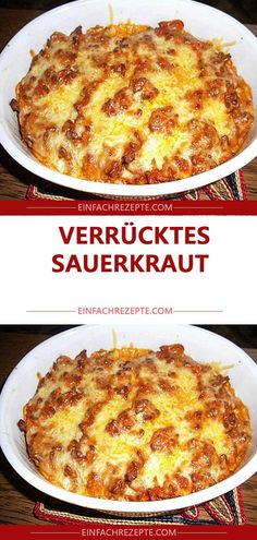 Ingredients: 500 g minced meat 1 can / s sauerkraut 2 onions 1 tube / s tomato mar . - Ingredients: 500 g minced meat 1 can / s sauerkraut 2 onion (s) 1 tube / s tomato paste 2 cups sour - Easy Smoothie Recipes, Easy Smoothies, Good Healthy Recipes, Healthy Meal Prep, Healthy Snacks, Chili Recipes, Snack Recipes, Dessert Recipes, Dinner Recipes