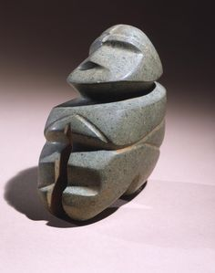 Mezcala Figurine unknown Stone 300 AD