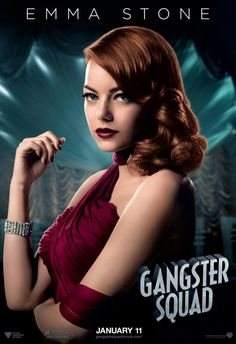 Movie Poster Inspiration: Gangster Squad